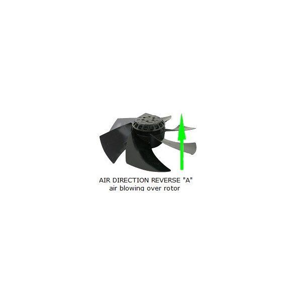 MK280GAN11-1 Dia.245x100mm / 9.6inch 1300~450 CFM