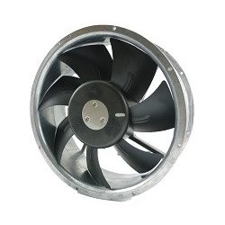 S254RAN-11-1-2 Plastic Impeller Dual speed