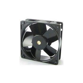 DC Axial Fan Metal impeller